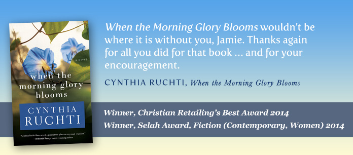 When the Morning Glory Blooms book cover